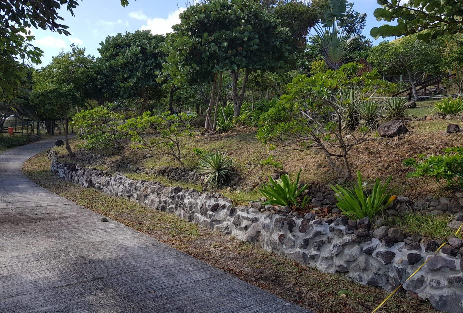Botanical Garden undergoes upgrade