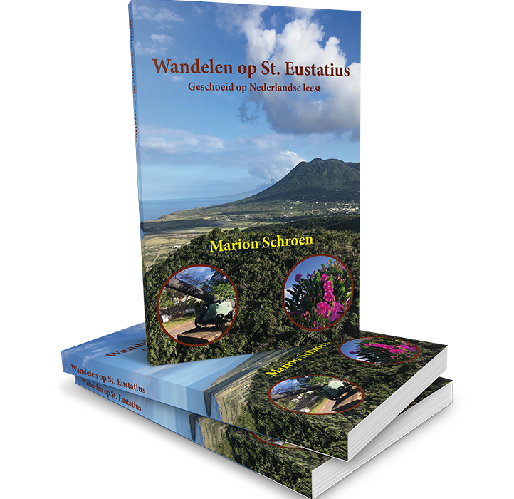 New Statia Trail Guide!